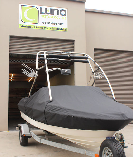 Boat Covers Wollongong, Custom cover and bags for Sydney/
