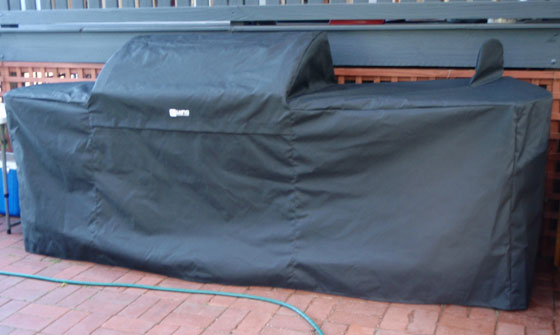 fitted bbq cover - Bbq Covers